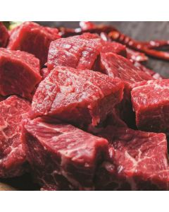 South African Beef Cubes