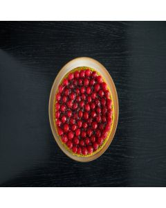 All Over Raspberry Cheesecake