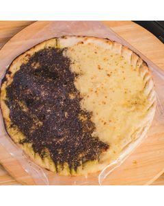 Cheese / Zaatar Mix Manaeesh