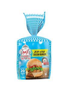 Chicken Burger Economic