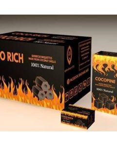 Coco Rich Charcoal