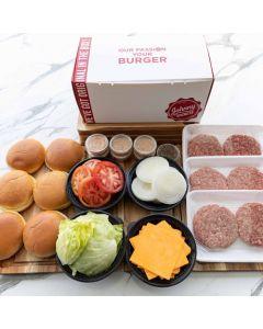 DIY Burger Box