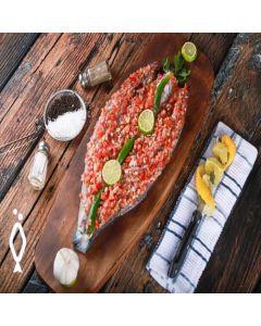 Marinated Seabass - Fishmonger's marination