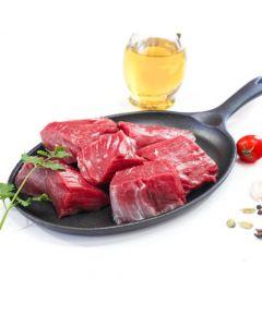 Fresh local Veal Meat - boneless