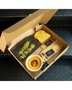 Green Chicken Skewers Box (2 people)