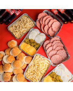 Hamborjar Family BBQ Box