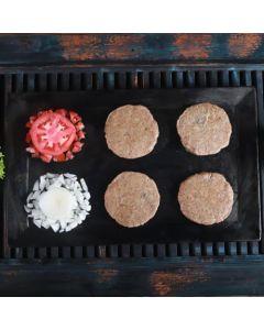Hamour Burger