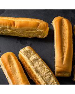Hotdog Bun Homemade Brioche Potato