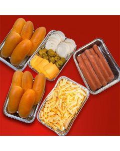 Hotdog BBQ Box