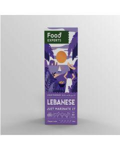 Lebanese liquid marinade