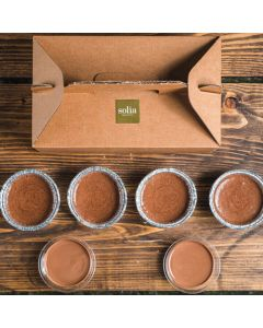 Chocolate & Olive Oil Souffle For Four