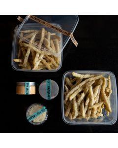 Oregano Fries