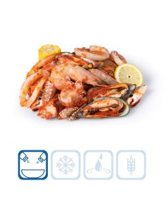 Mix Seafood