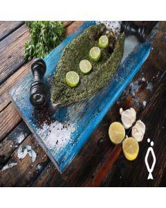 Marinated Seabass - Kuwaiti marination